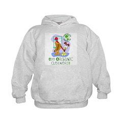 Organic Cleaners Hoodie