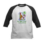 Organic Cleaners Kids Baseball Jersey