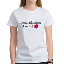 Special Education, A Work Of Love Tee