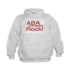 ABA Therapists Rock! Hoodie
