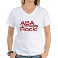 ABA Therapists Rock! Shirt