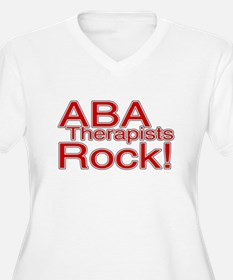 ABA Therapists Rock! T-Shirt