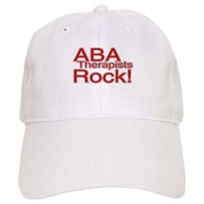 ABA Therapists Rock! Baseball Cap