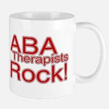 ABA Therapists Rock! Mug