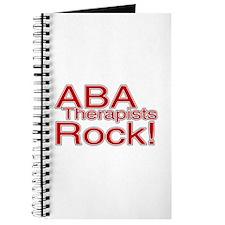 ABA Therapists Rock! Journal