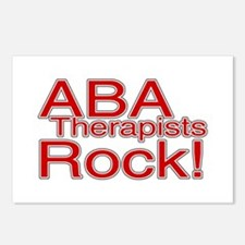 ABA Therapists Rock! Postcards (Package of 8)