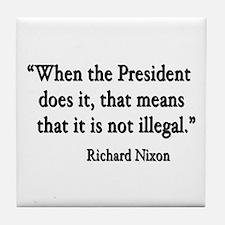 Nixon Tile Coaster