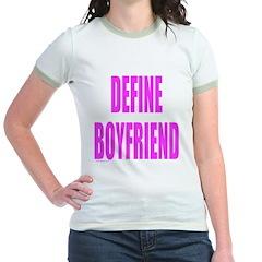 DEFINE BOYFRIEND T