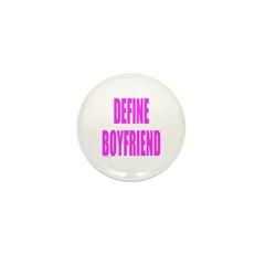 DEFINE BOYFRIEND Mini Button (10 pack)