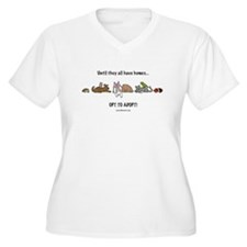 T-Shirt opt to adopt