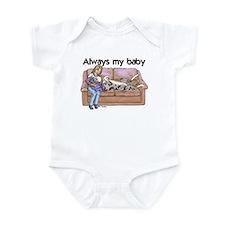 NMtMrl Always Infant Bodysuit