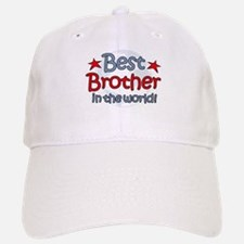 Best Brother Globe Baseball Baseball Cap