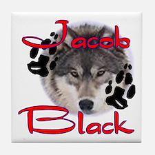 Jacob Black /2 Tile Coaster