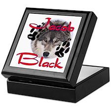 Jacob Black /2 Keepsake Box