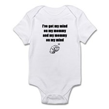 2-mindonmymommy Body Suit