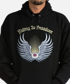 Riding Is Freedom Hoodie