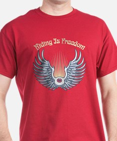 Riding Is Freedom T-Shirt
