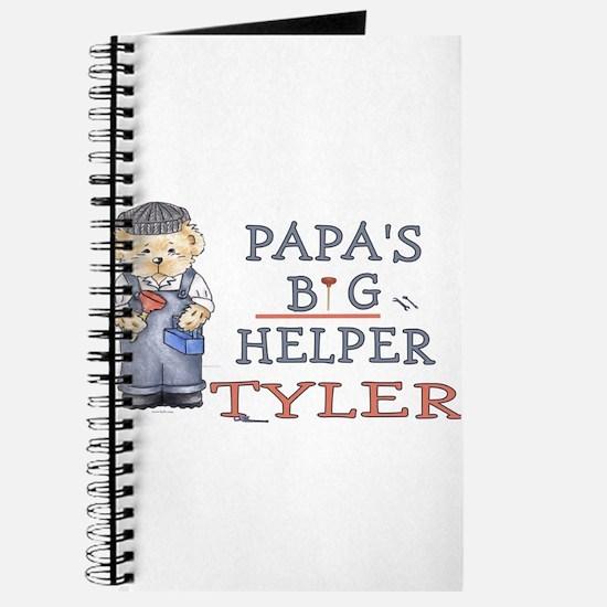 Papa's Big Helper Tyler Journal