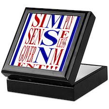 Anti MSN Keepsake Box
