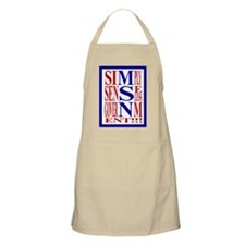 Anti MSN BBQ Apron
