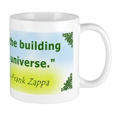 Frank Zappa Stupidity Quote Mug