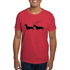 Sniff Hello Men's T-Shirt