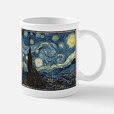 Starry Night Small Mugs