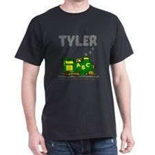 Cute Steam engine tractor T-Shirt