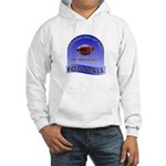 If Swimming was any easier... Hooded Sweatshirt