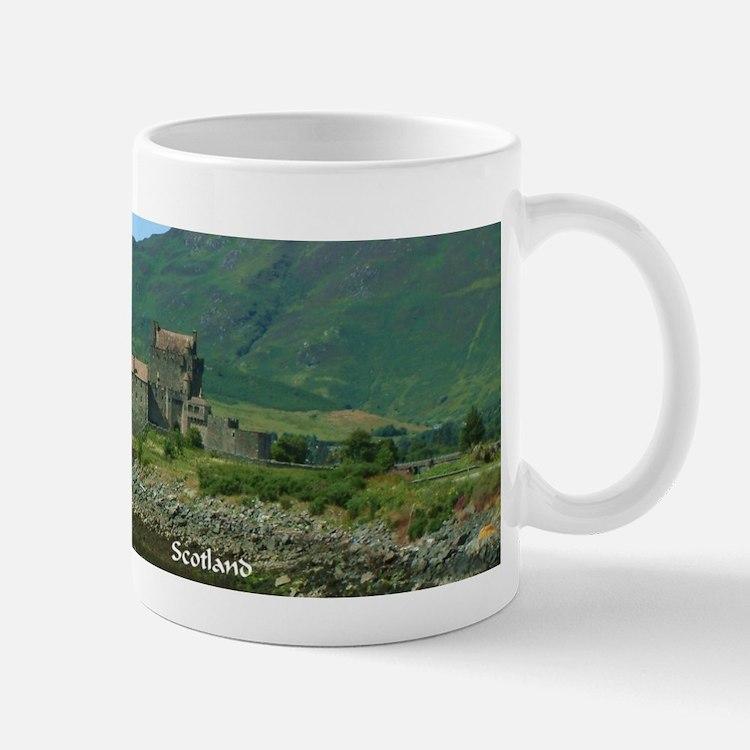 Scottish Castle Mug