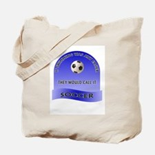 If swimming was any easier... Tote Bag