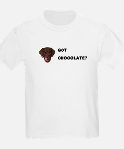 Got Chocolate Labrador? Kids T-Shirt