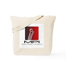 Cute Private investigators Tote Bag