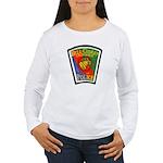 Bell-Cudahy Police Women's Long Sleeve T-Shirt