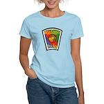 Bell-Cudahy Police Women's Light T-Shirt