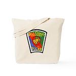 Bell-Cudahy Police Tote Bag