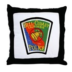 Bell-Cudahy Police Throw Pillow