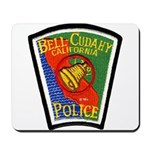 Bell-Cudahy Police Mousepad