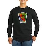 Bell-Cudahy Police Long Sleeve Dark T-Shirt