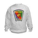Bell-Cudahy Police Kids Sweatshirt