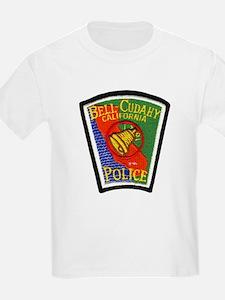 Bell-Cudahy Police T-Shirt