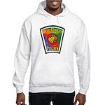 Bell-Cudahy Police Hooded Sweatshirt