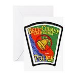 Bell-Cudahy Police Greeting Card