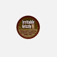 IrritableGrizzly.com Mini Button