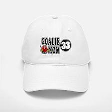 Hockey Goalie Mom Baseball Baseball Cap
