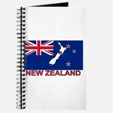 New Zealand Flag (labeled) Journal