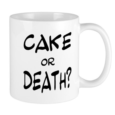 cakeordeath3700 Mugs