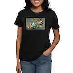 Happy Irish New Year Women's Dark T-Shirt