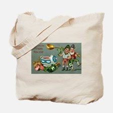 Happy Irish New Year Tote Bag