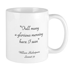 Coffee Mug - Full many a gloriouse morning